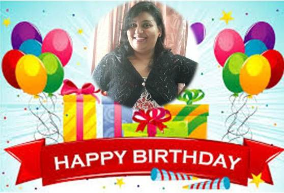Happy Birthday Chef Shwetambari