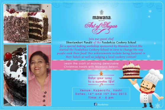 Mawana: Art of Sugar Workshop