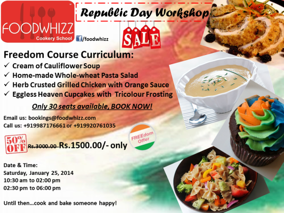 Republic Day Workshop